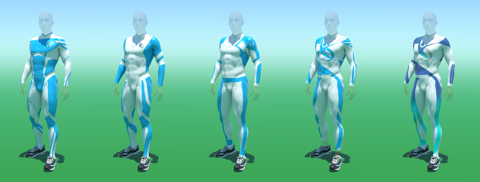 Future Fitness Uniform Design