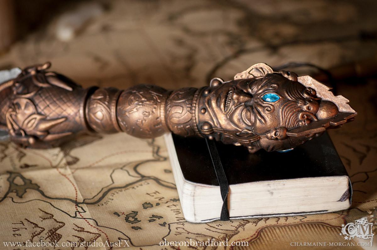 Oberon obe bradford dagger 1