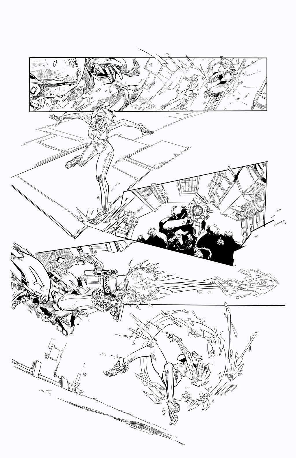 Matt james velocity issue1 page4 kenrocafort by snakebitartstudio dba4ygx