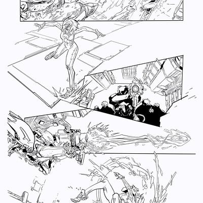 Matt james velocity issue1 page4 kenrocafort by snakebitartstudio dba4ygx