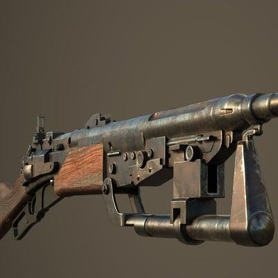 Tomi vaisanen carbine 04