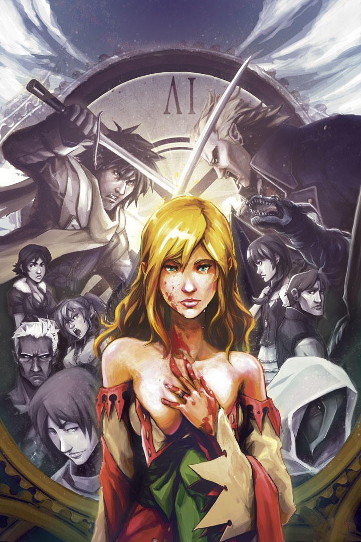 Eraide, The War without Name.