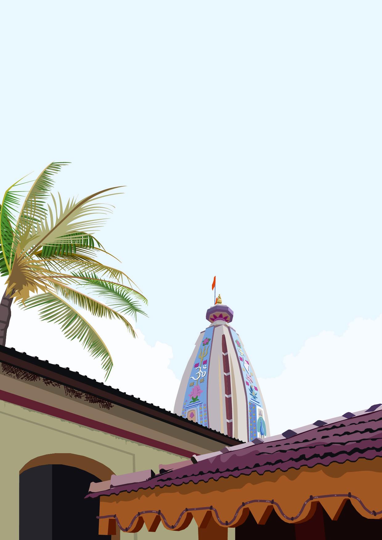 Rajesh sawant goa temple 01