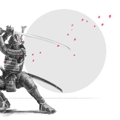 Marco pennacchietti samurai
