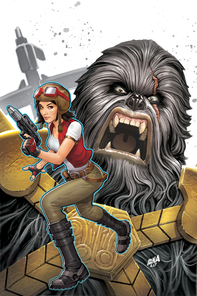Cover of Star Wars: Doctor Aphra Annual No.1