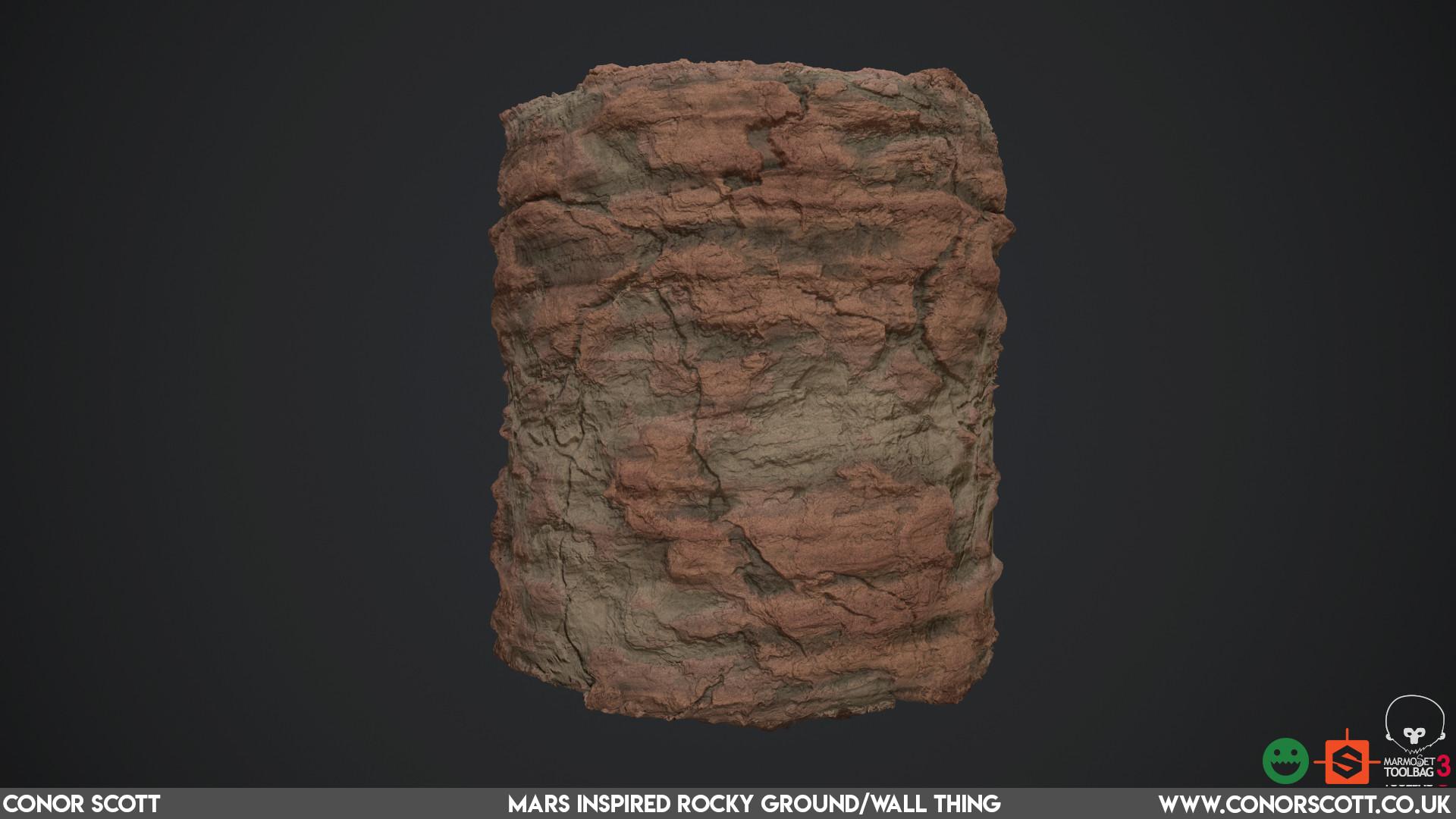 Conor scott rocky2