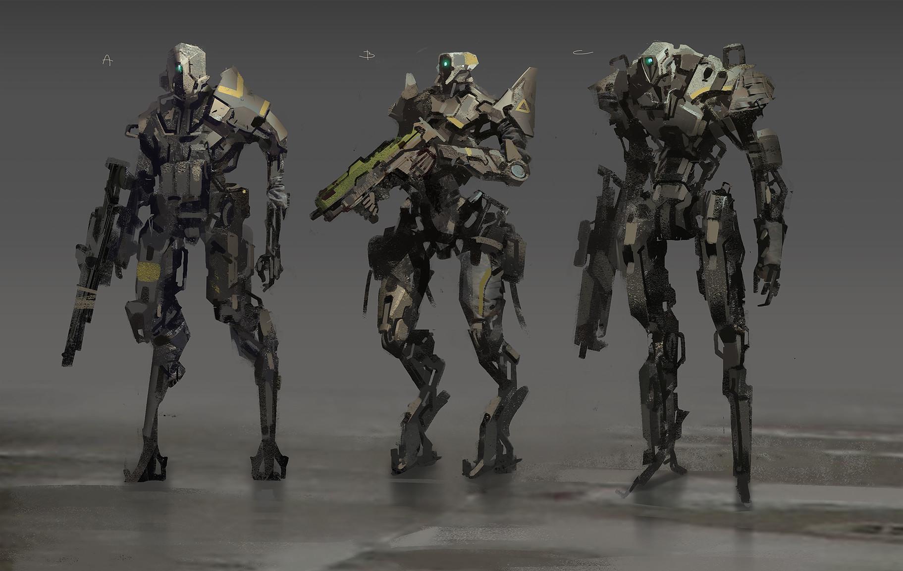 Daryl mandryk roughrobots