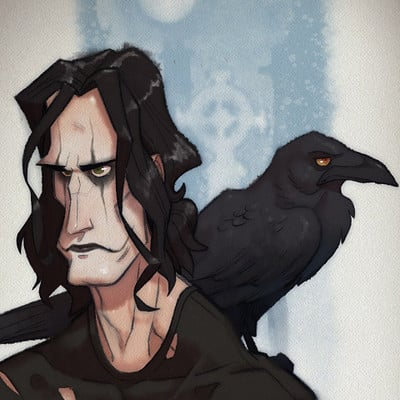 Mike henry mr draven the crow by zatransis dak6kyl