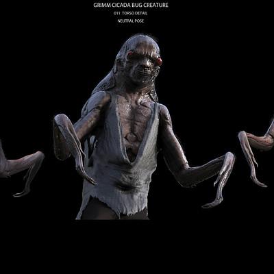 Constantine sekeris grimm cicada bug 011abc