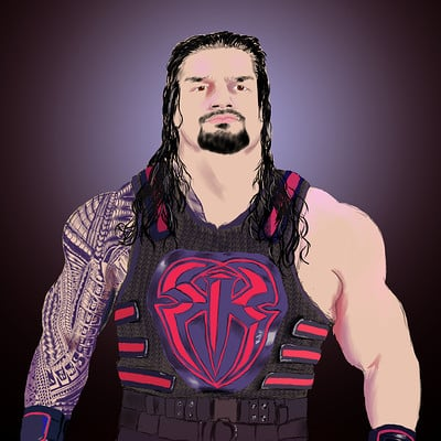 Andre smith roman reigns3