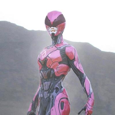 Constantine sekeris as pink prb