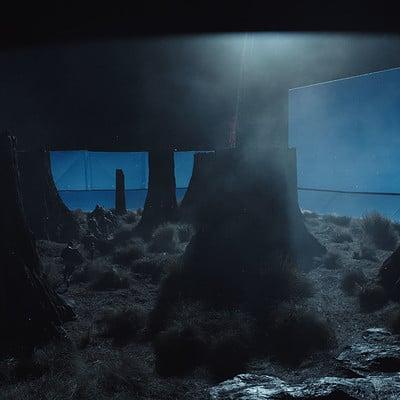 Alien Covenant - VFX Concept Art