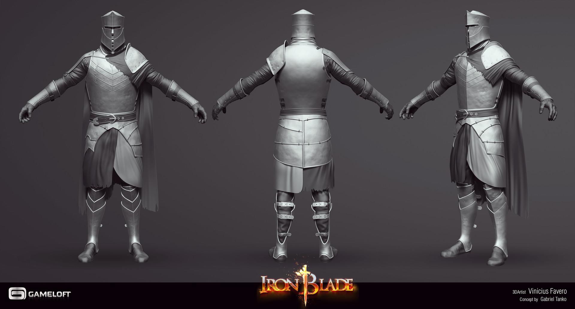 Armor Set LV1