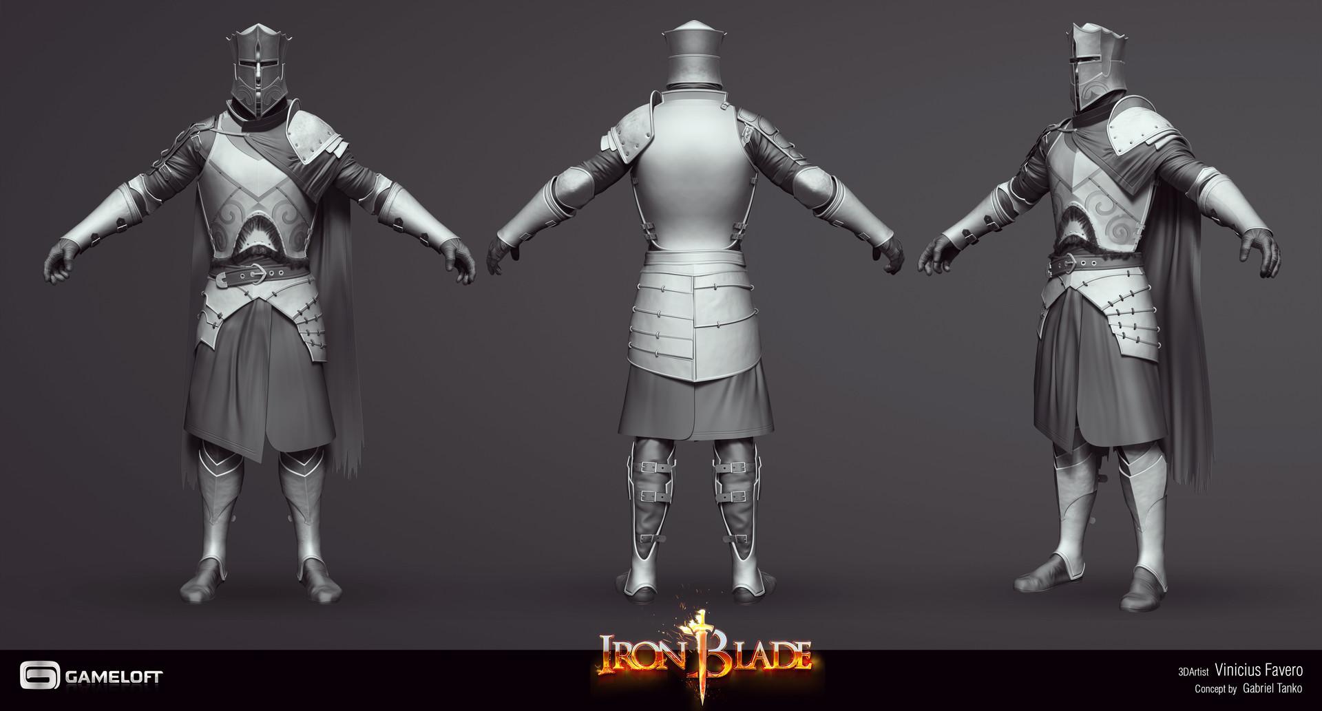 Armor Set LV2