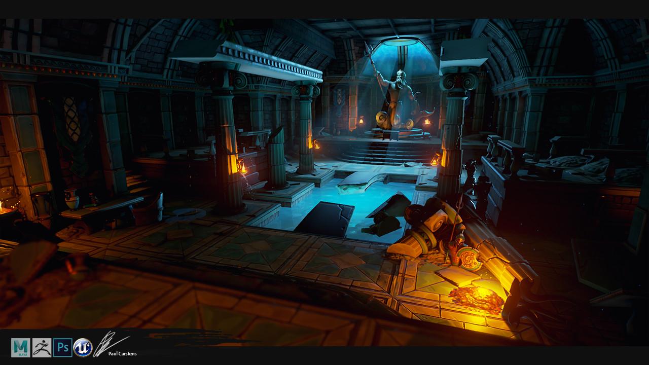 Artstation Challenge: Ancient Civilizations