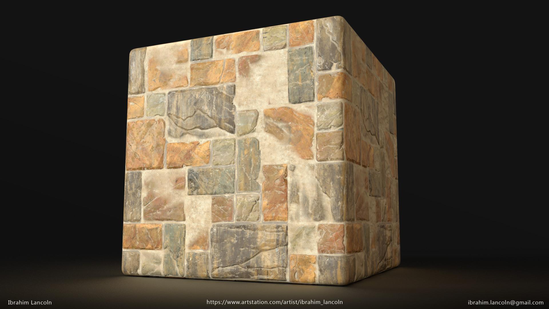 Ibrahim lancoln cube