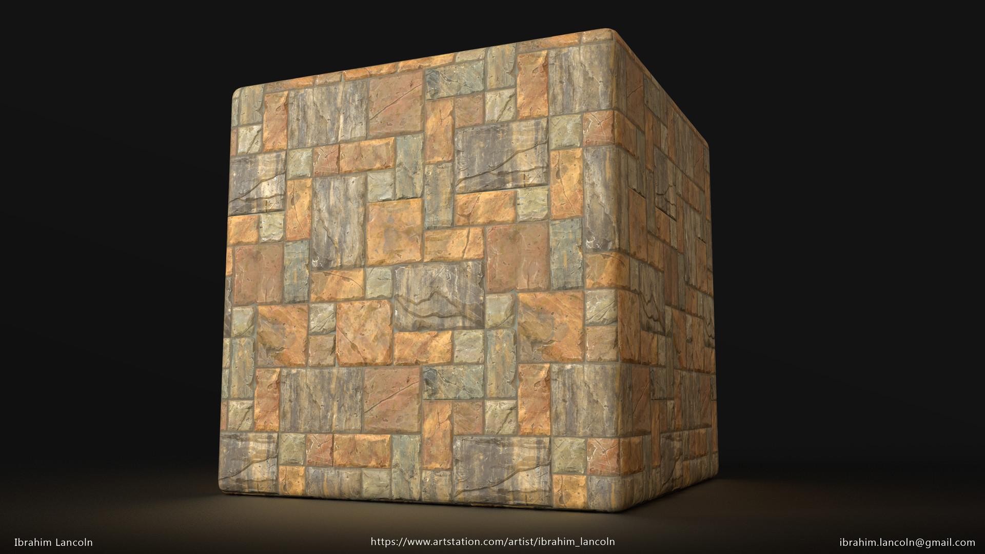 Ibrahim lancoln cube 3
