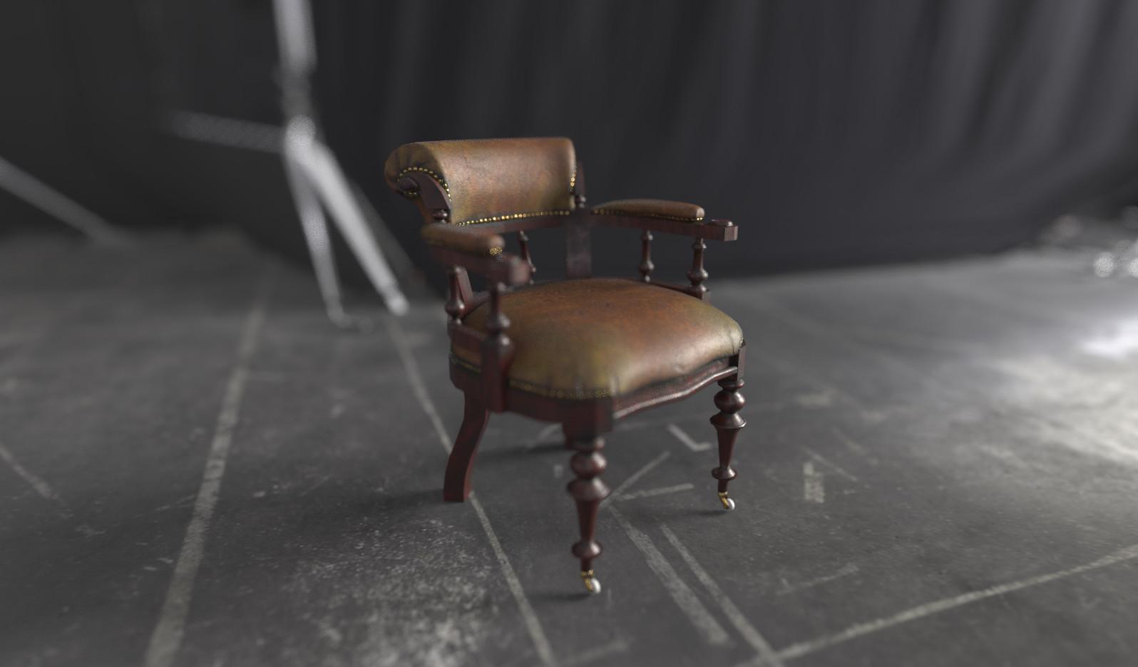 Incredible Artstation Chair Models Alexander Paddock Theyellowbook Wood Chair Design Ideas Theyellowbookinfo