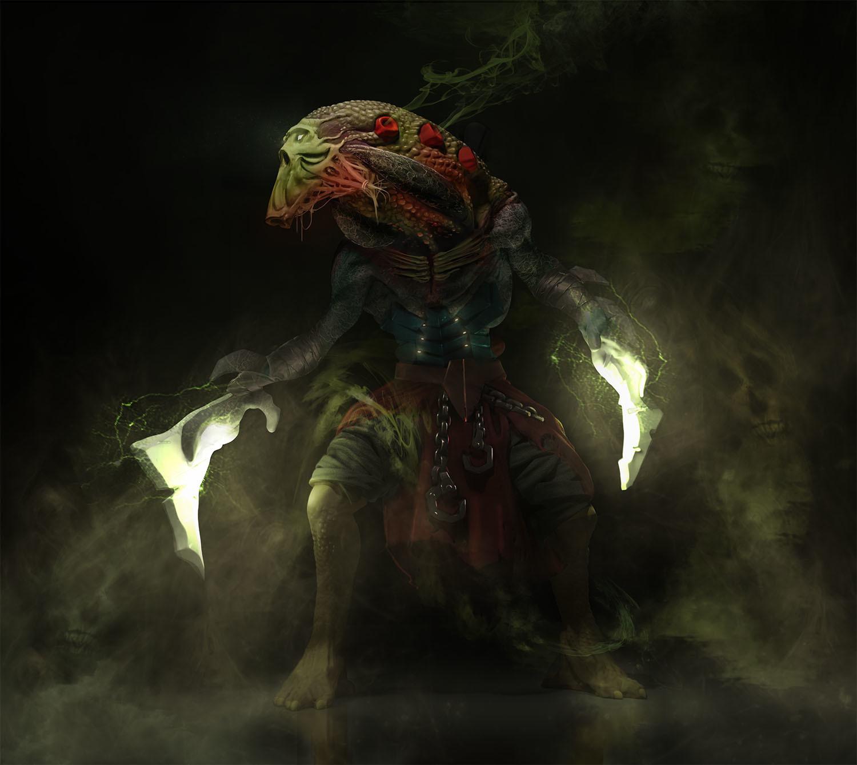 The Smoke phantom