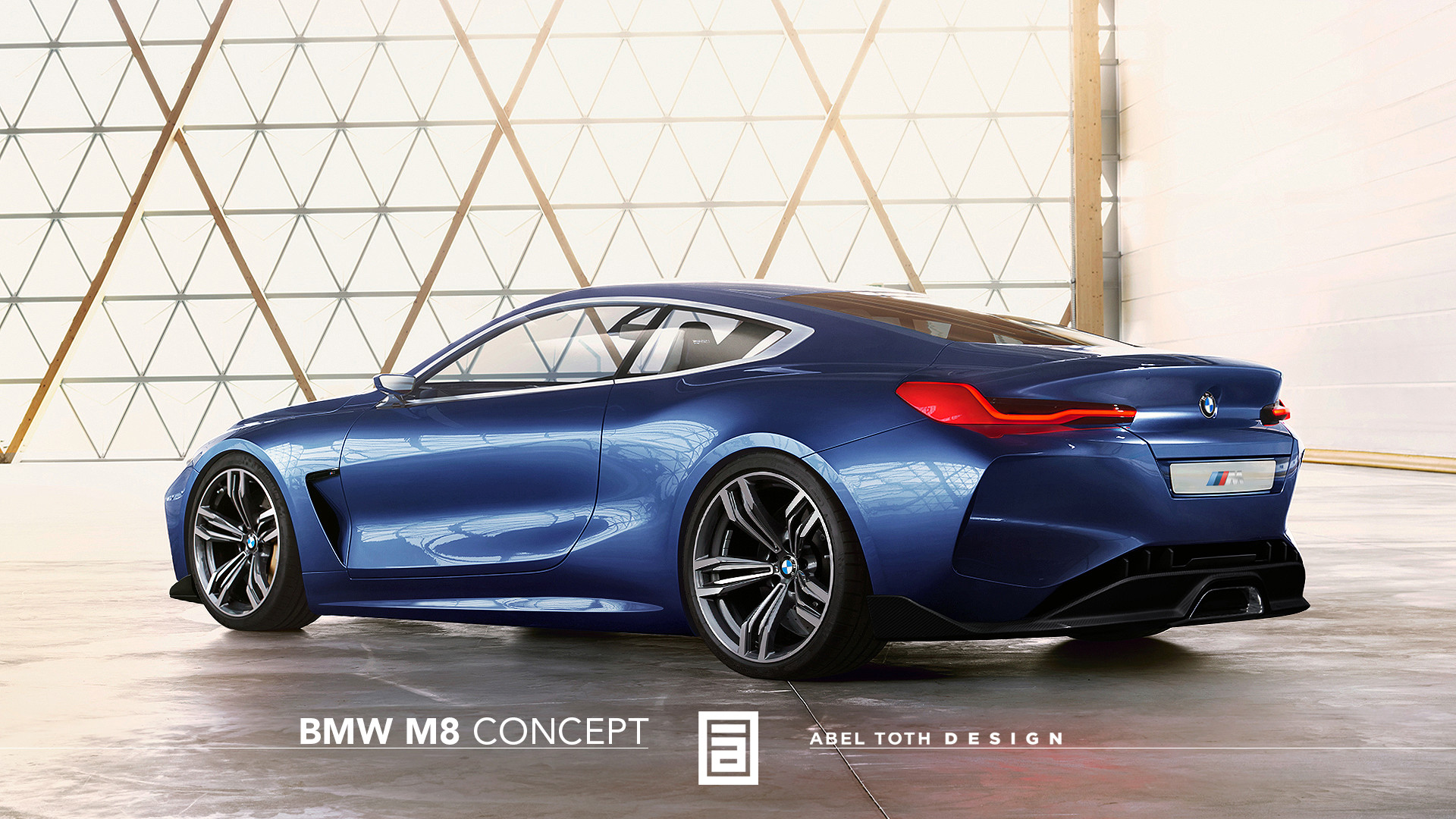 artstation bmw m8 concept 193bel t243th