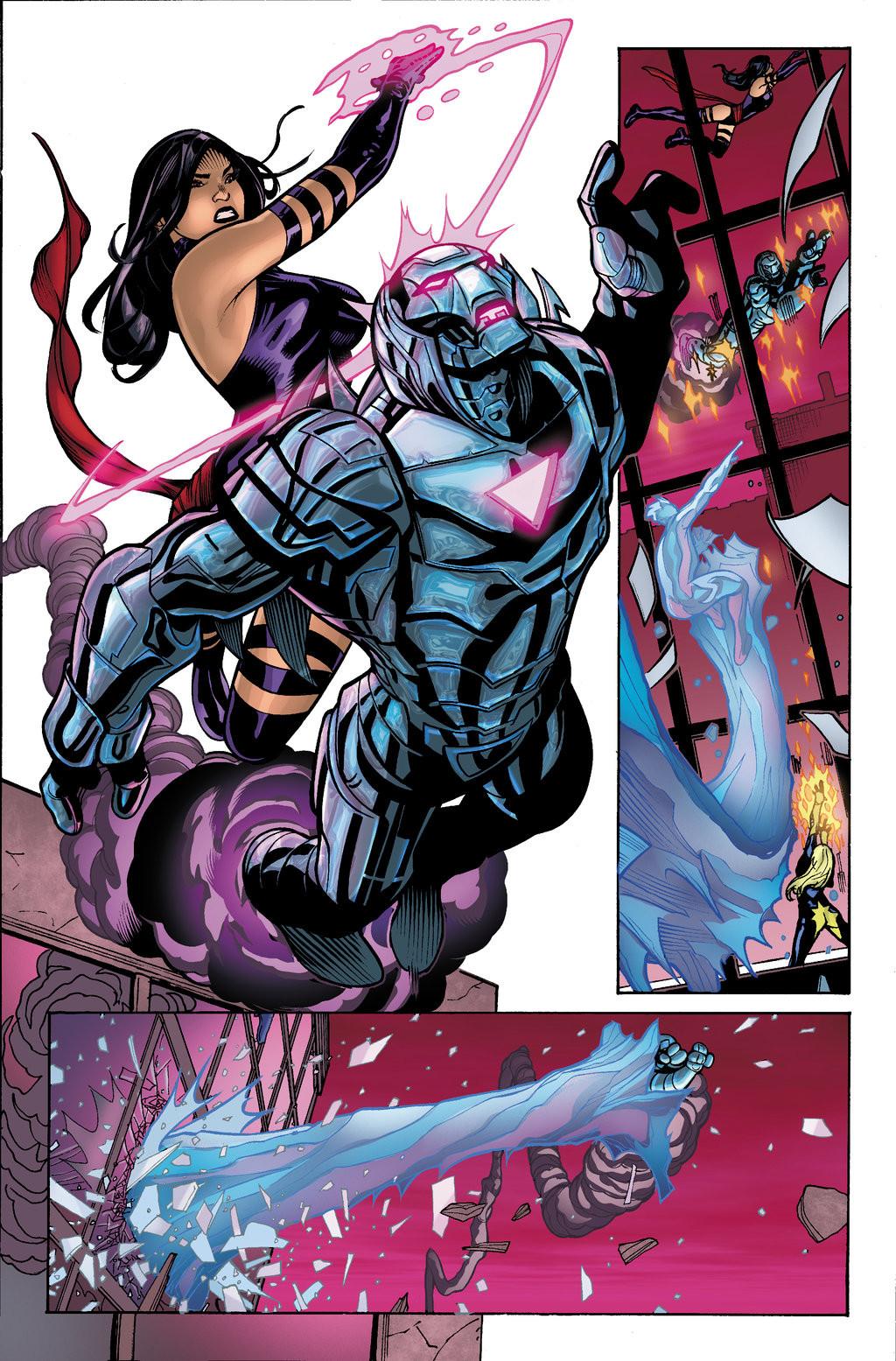Uncanny X-Men 525 page 11