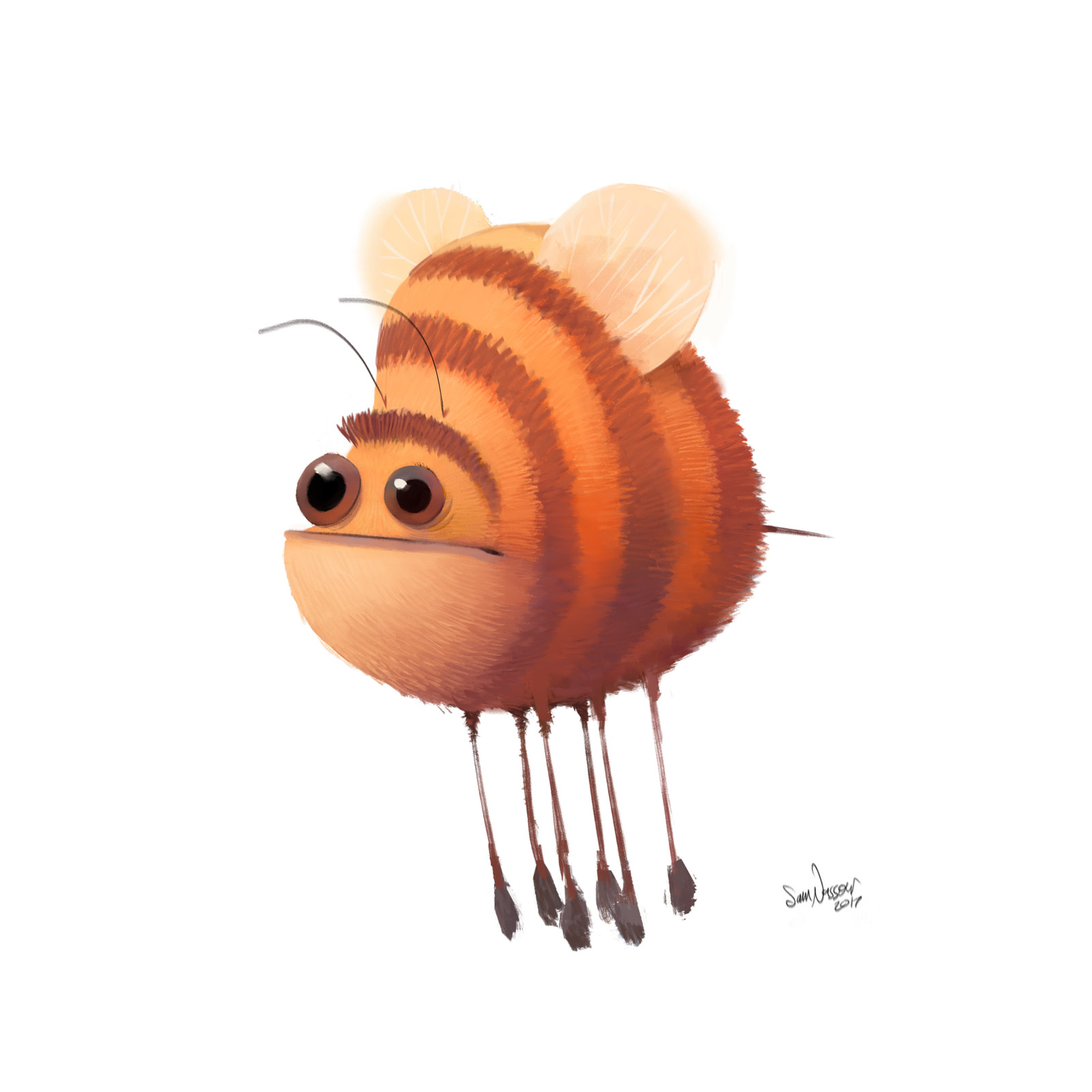 Unibrow Buzz
