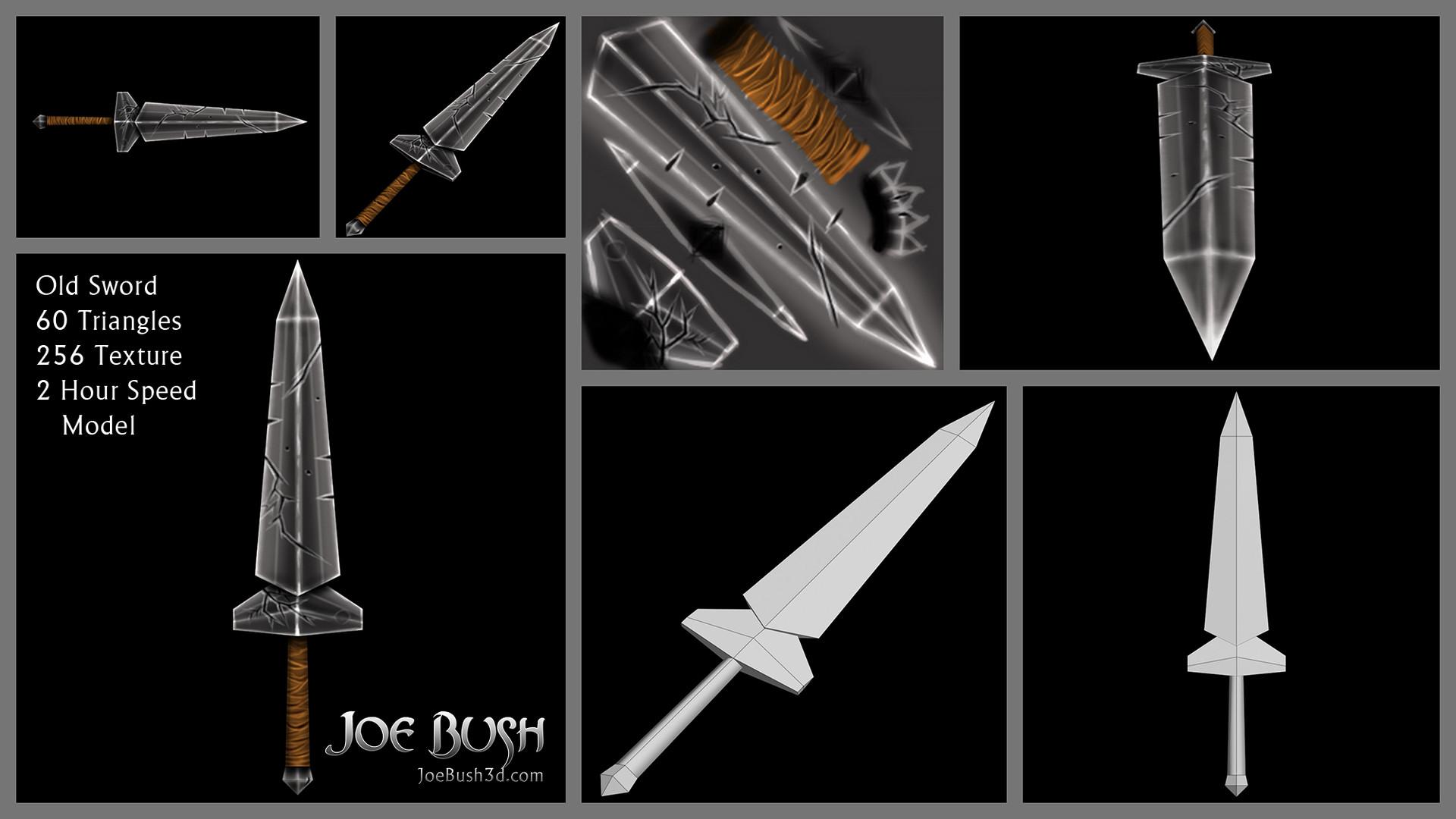Joe bush dfsiii 2