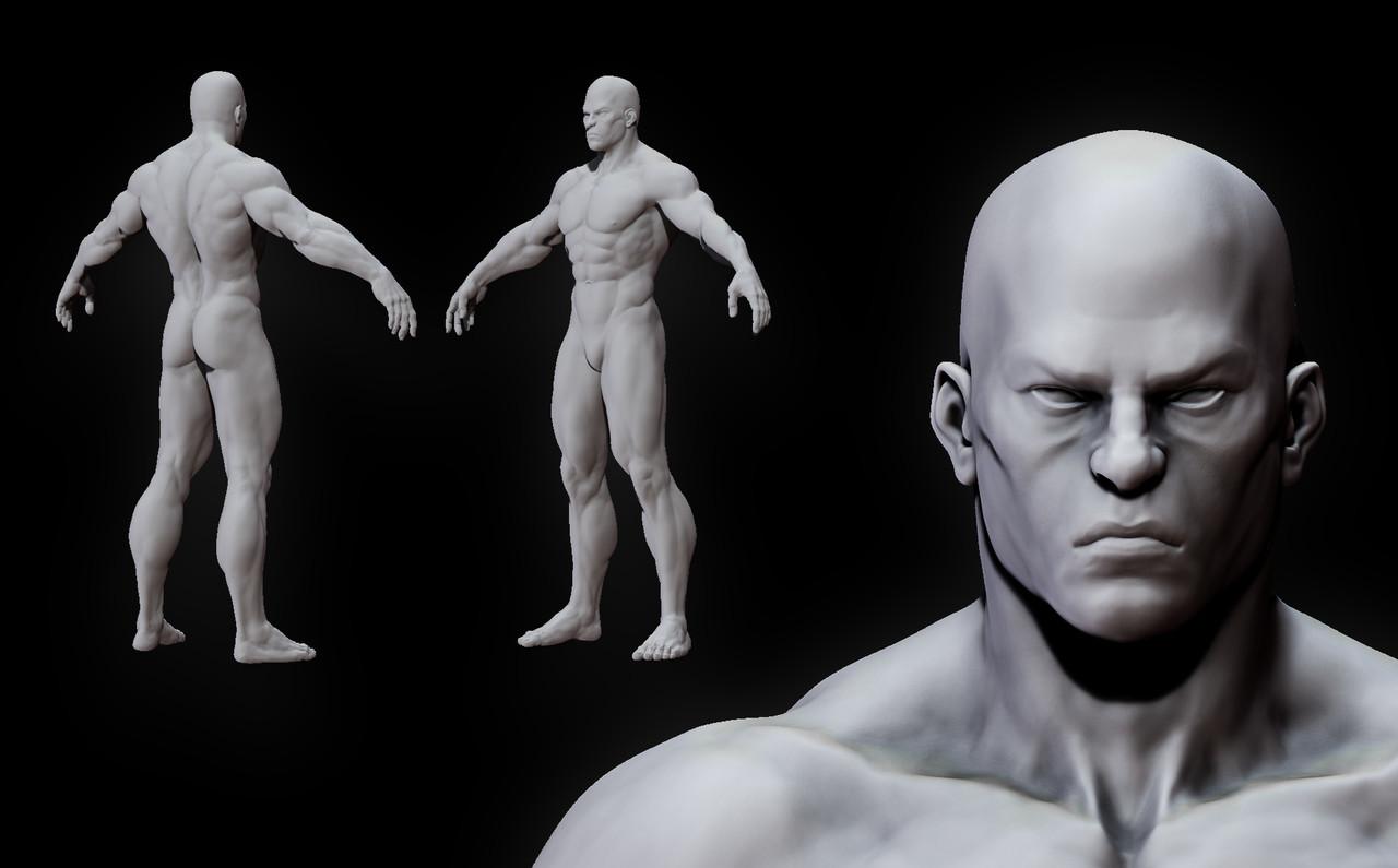 Body Detailing