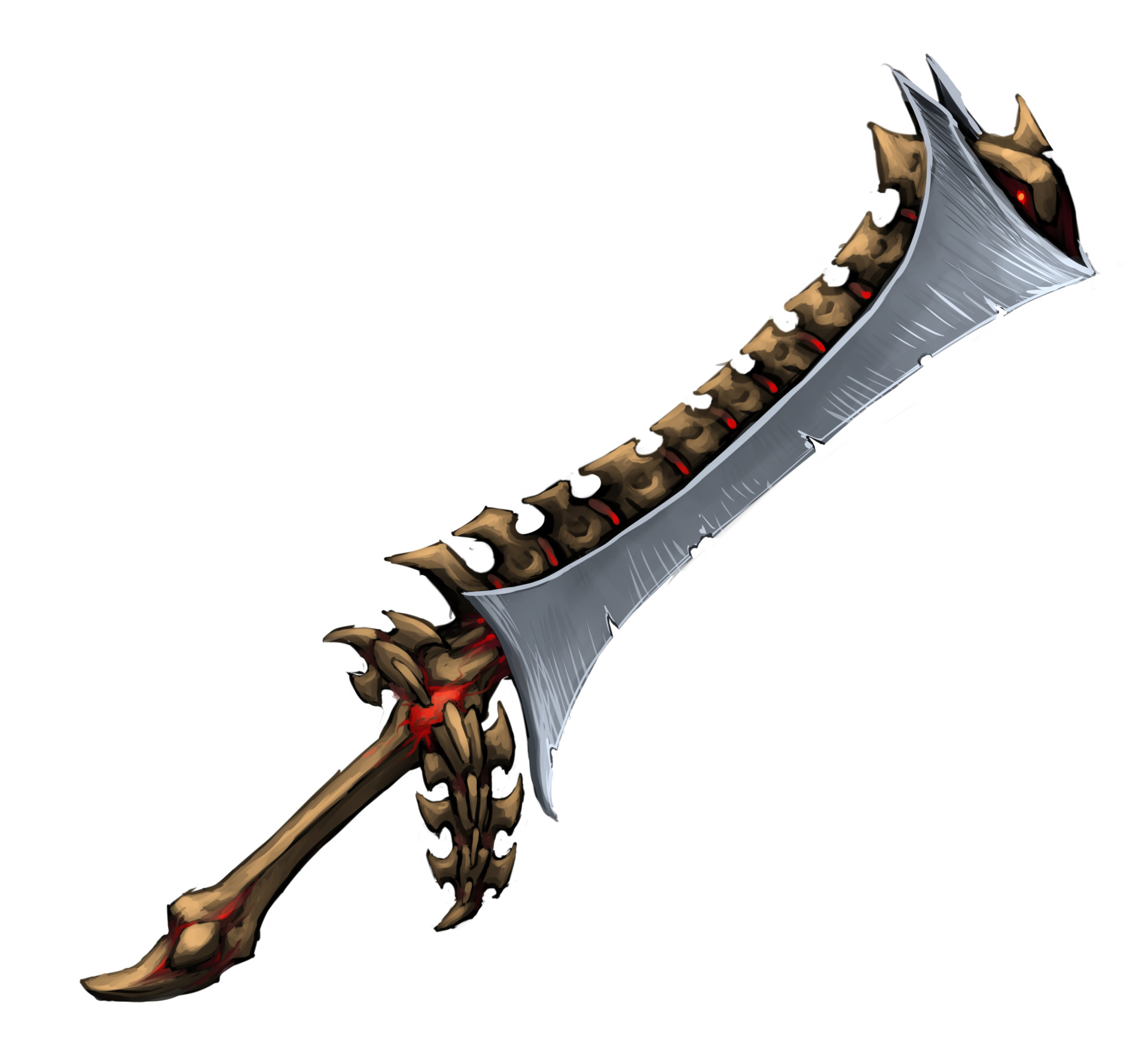 Joe bush sword concept