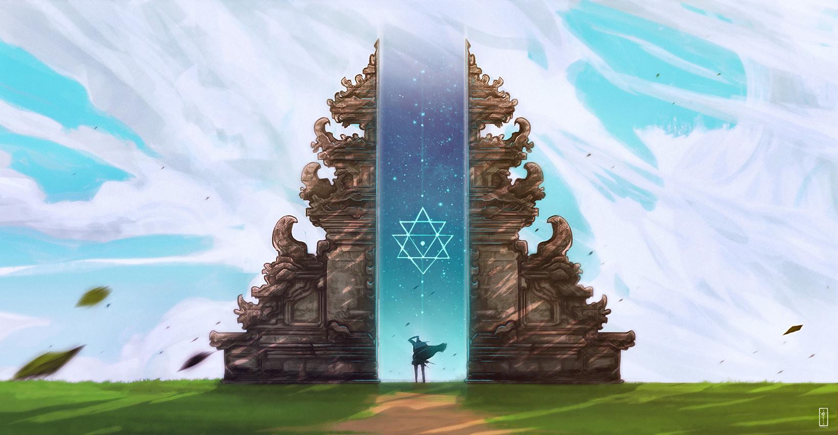 Christian benavides stw portal to my inner self