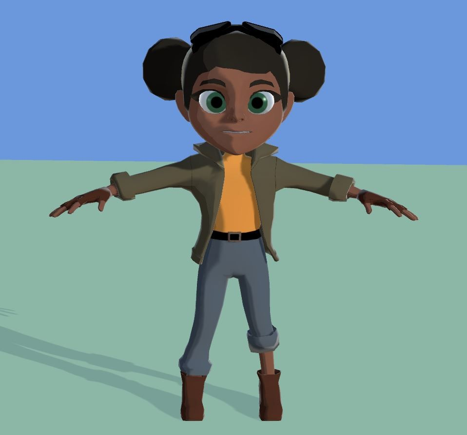 Unity 5 renders