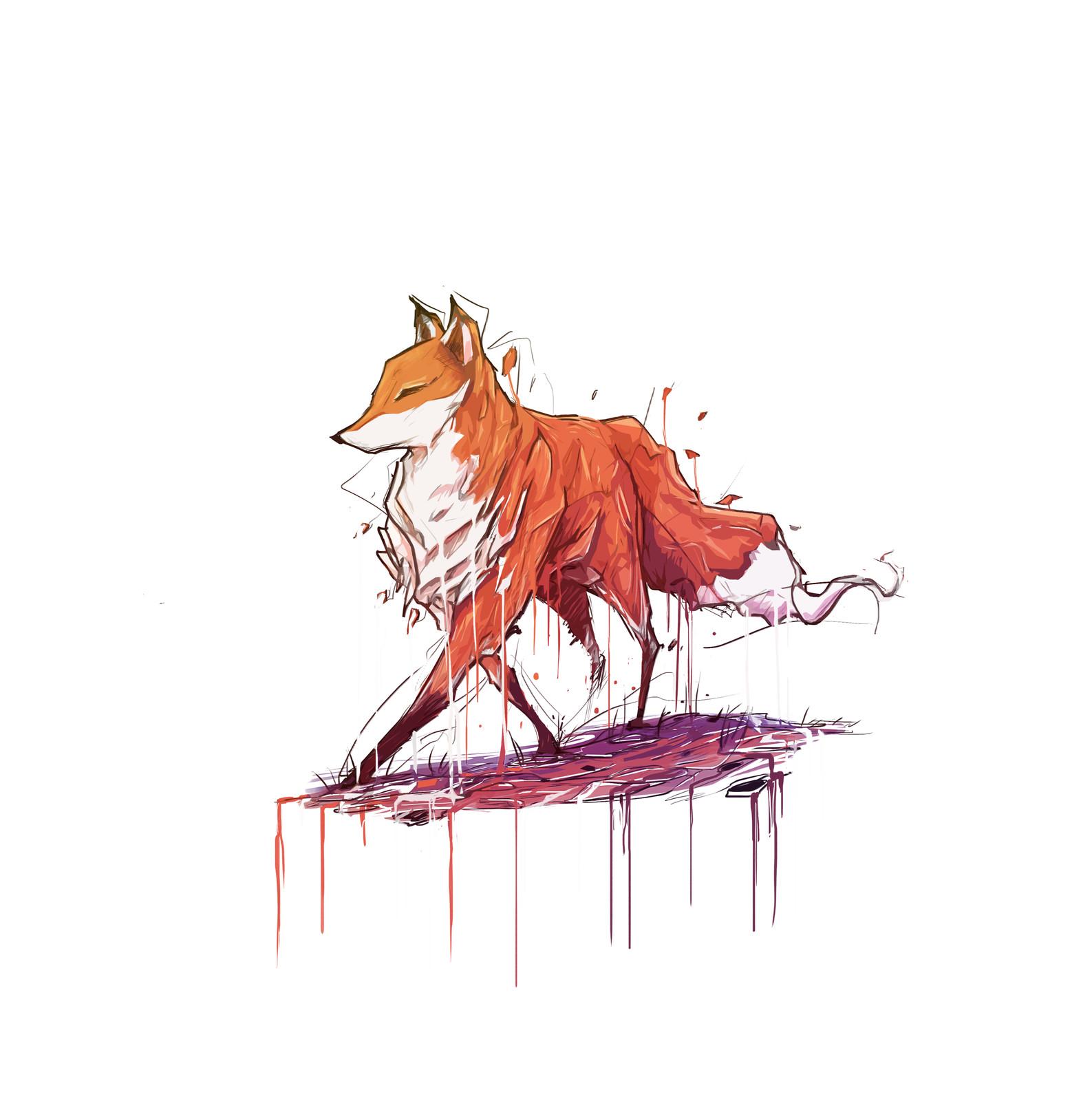 The Fox Spirit