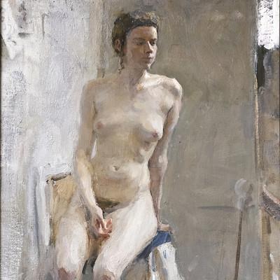 Samir rakhmanov nudefigurecontrejoire