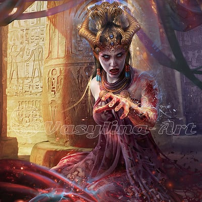 Vasilyna holod zombie veb