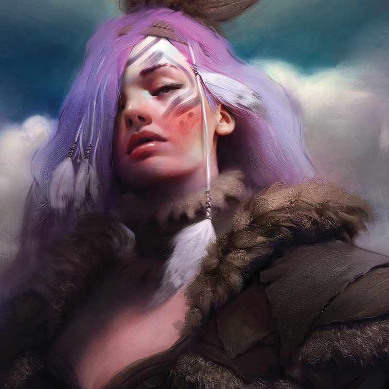 Character design / Portraits