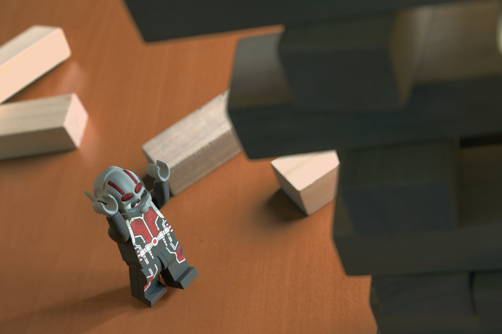 Lego Antman Final Image