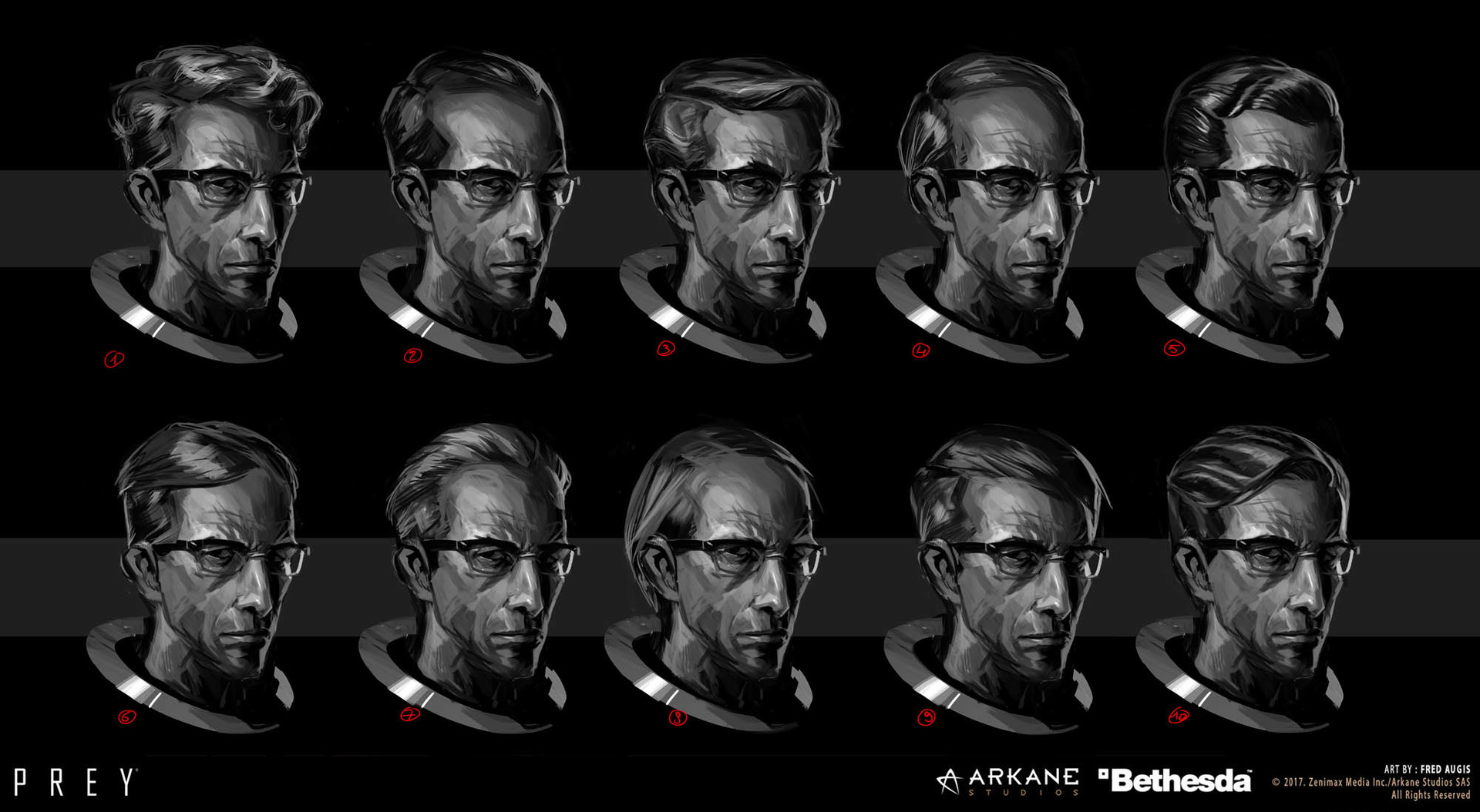 Fred augis portraits 10