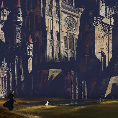 Caio santos castle wallsfinal