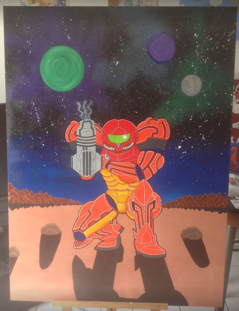 `Samus Aran`