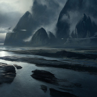 Dmitriy kuzin ex landscape