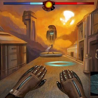 Josiah herman game screenshot
