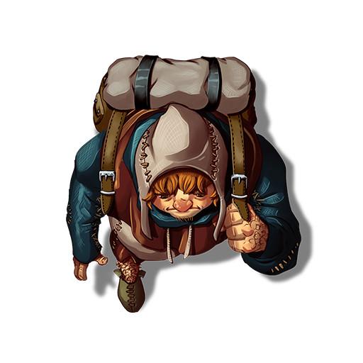 Fantasy Art Human Villager