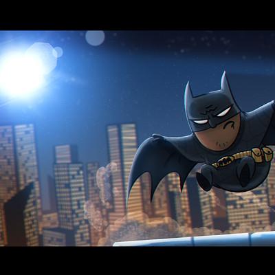 Ethan crossno batmancomp