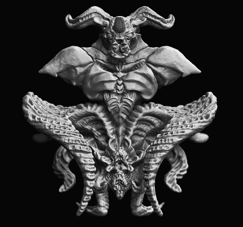 Taurus Monster of Zodiac