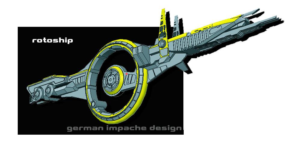 German impache rotorship3