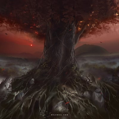 Nele diel heart of the forest