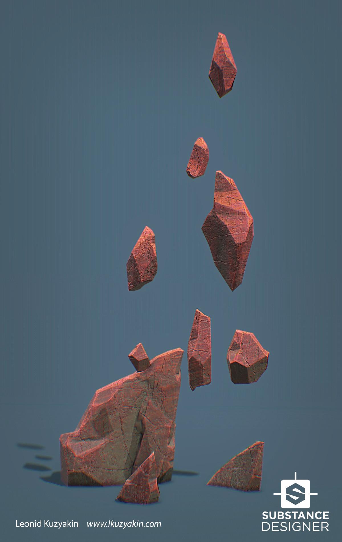 Leonid kuzyakin rocks 01