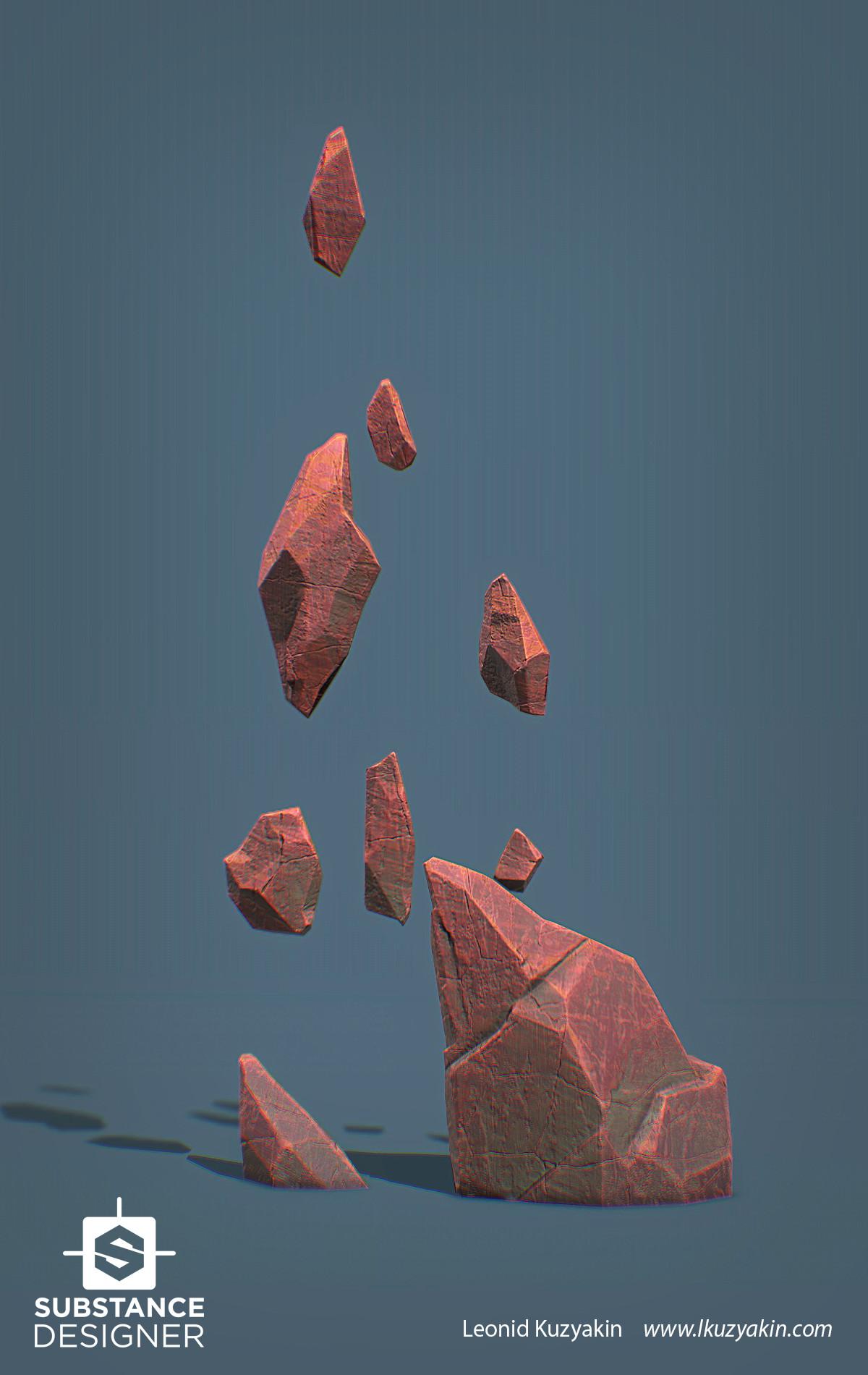 Leonid kuzyakin rocks 02