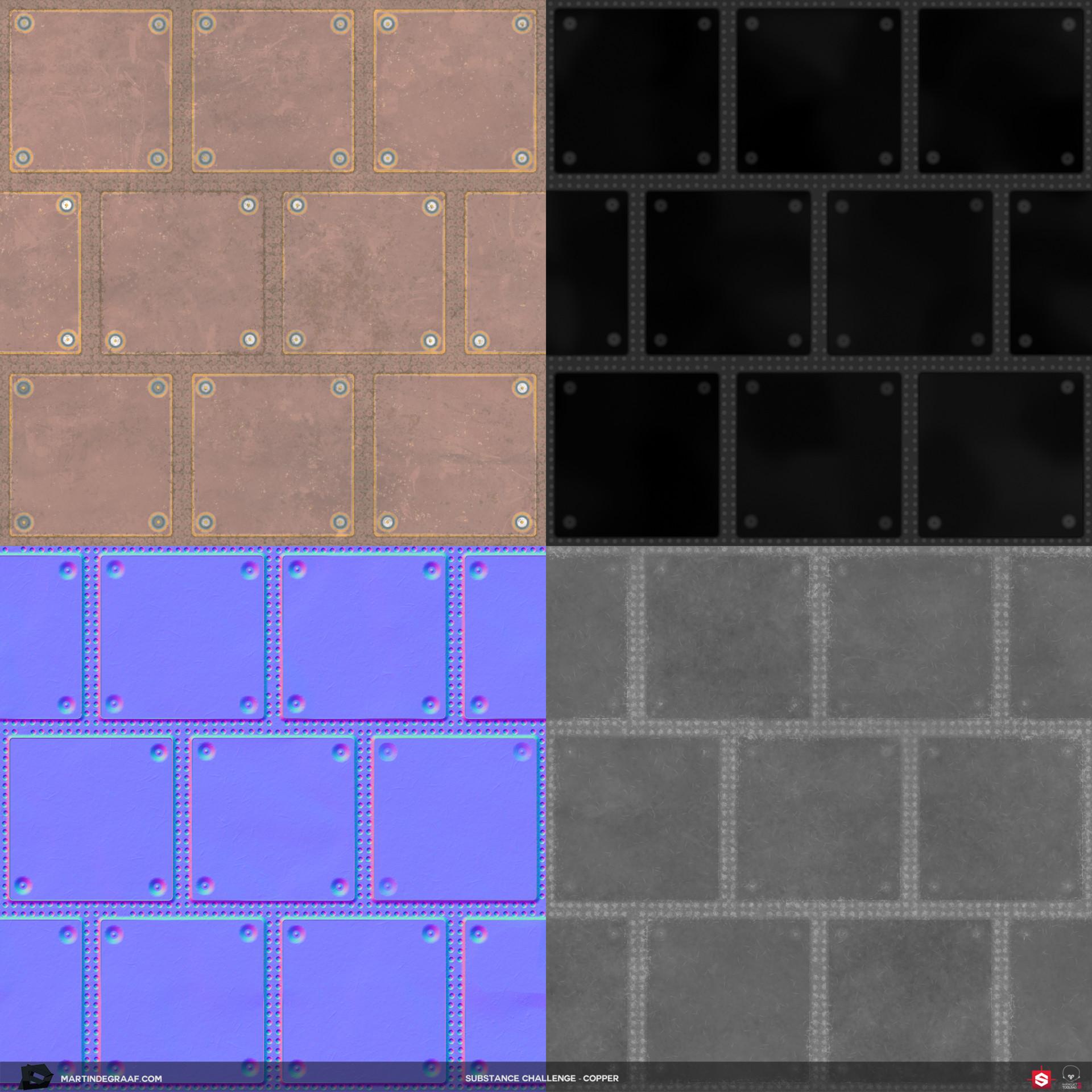 Martin de graaf substance challenge copper substance texturesheet martin de graaf 2017