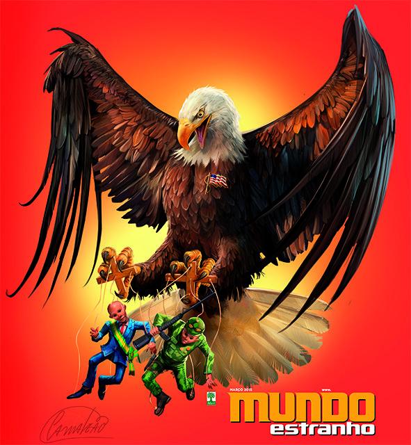 Camaleao camaleao aguia final